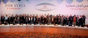 Syrian National Coalition Members