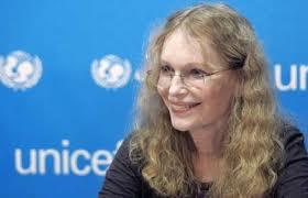 Mia Farrow, UNICEF