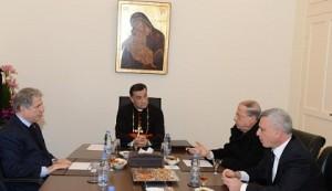 bkirki meeting maronite christian leaders