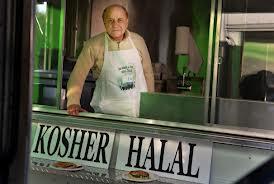 kosher halal truck