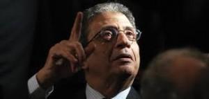 amr Moussa $100 billion