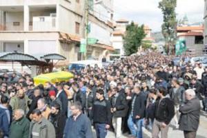 hezbollah funeral Nazar