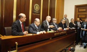 parliament committee mtg