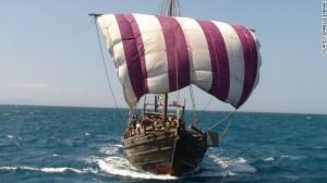 phoenecian ship