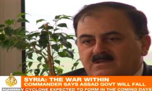 salim idris  free syrian army