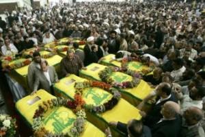 hezbollah funerals 24