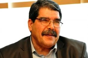 saleh muslim Turkish PYD leader