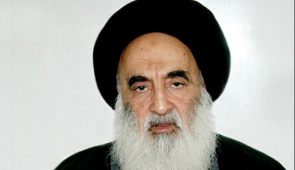Iraq's top Shiite religious authority Grand Ayatollah Ali al-Sistani. blasted the remarks made by Iranian Presidential Special Adviser for Religious and Ethnic Minorities' Affairs Ali Younesi about Iraqi sovereignty