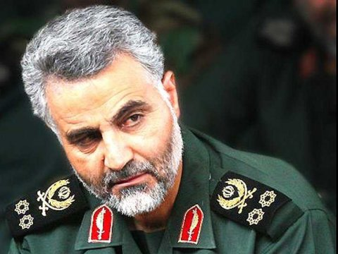 "Qassem Suleimani , the head of Iran's Revolutionary Guards elite the Quds Force, has been described by the intelligence community as the ""most powerful operative in the Middle East today and the sole Iranian authority on Iraq."""