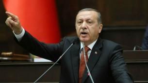 erdogan israel hitler