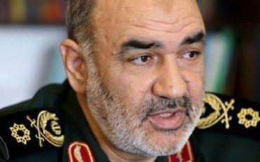 Hossein Salami IRGC