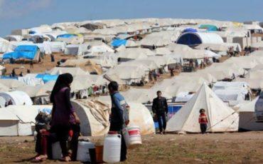 syrian refugee camp arsal lebanon