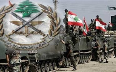 Lebanese army in arsal