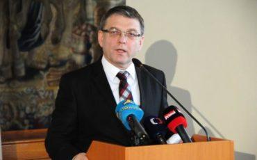 Czech Foreign Minister Lubomir Zaoralek