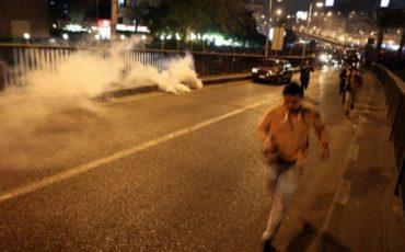 Egypt clahes i Tahrir square