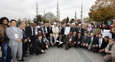 Latin American Muslim Leaders in Istanbul