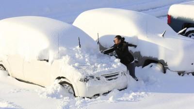 New York snow storm
