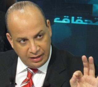 Ali Hamadeh , An Nahar Journalist and confidante of slain PM Rafik Hariri