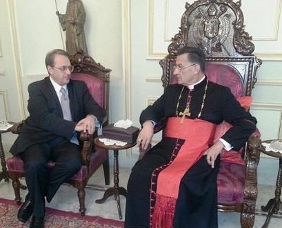 bogdanov patriarch Rai