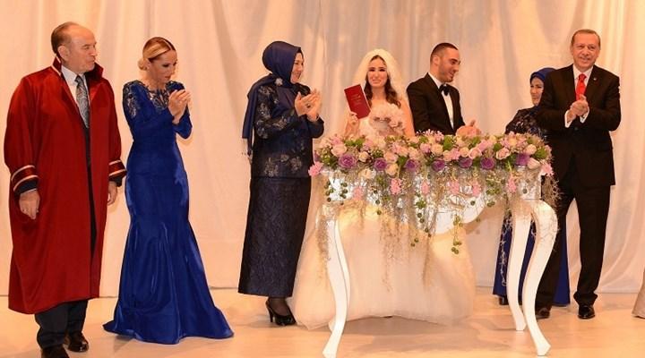 erdogan -turkish wedding