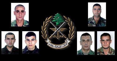 soldiers killed in ambush