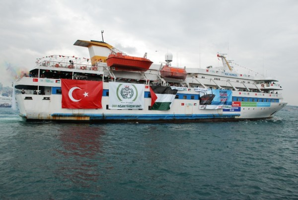 """The Gaza flotilla assault was a military operation by Israel against six civilian ships of the """"Gaza Freedom Flotilla"""" on 31 May 2010 in international waters in the Mediterranean Sea. Nine activists were killed in the raid.  It was carrying humanitarian aid  to Gaza which was blockaded by Israel"""