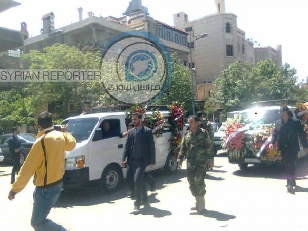ghazali funeral 2