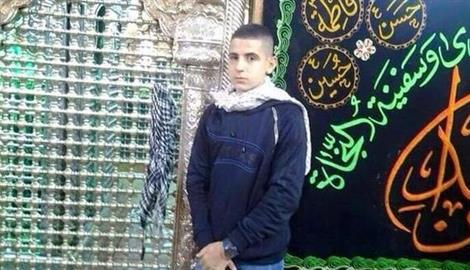 Mashour Masoud Shamseddine, 15. credit NOW lebanon