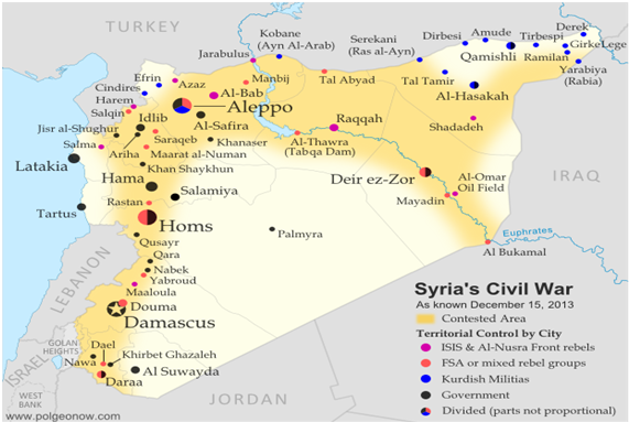 The loss of Tal Abyad to the Kurds is a huge setback for the ...