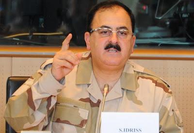 Free Syrian Army Gen. Salim Idris