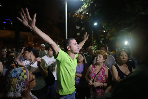 Venezuela opposition celebrating victory ahead of official ...