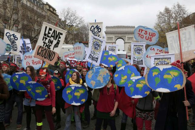 what is the paris climate change conference