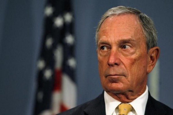 Michael Bloomberg speaks during a news conference at City Hall in New York, September 18, 2013.  REUTERS/Brendan McDermid