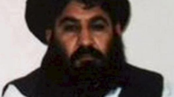 Mullah Akhtar Mansour the Taliban leader was killed in an airstrike ne at the Pakistan Afghanistan border