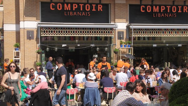 Comptoir Group restaurants