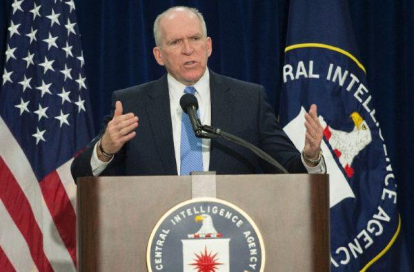 CIA chief Brennan