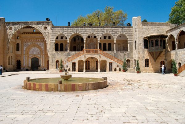Beiteddine palace