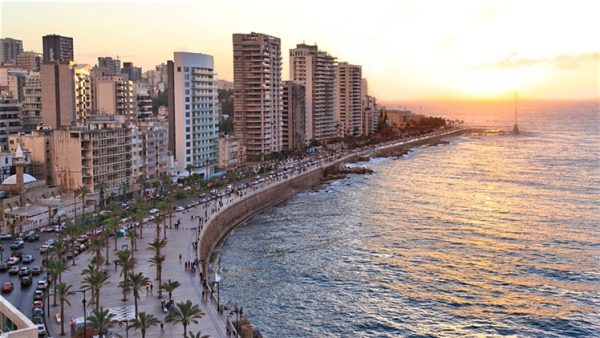 Ramlet el Baida beach beirut