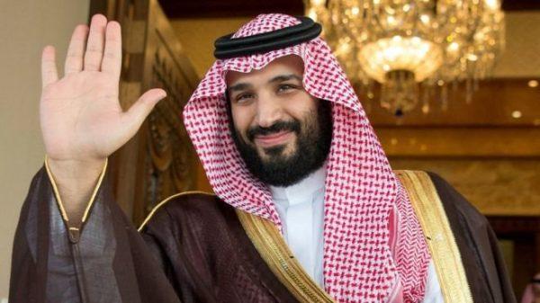 Saudi Arabia's  powerful Crown Prince Mohammed bin Salman  (MB