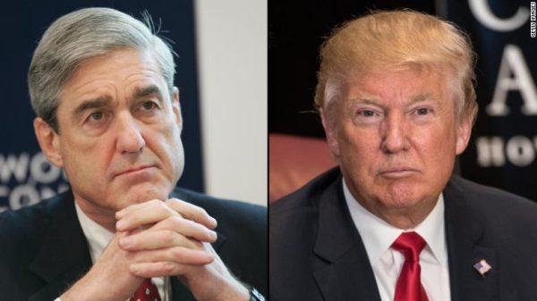 Robert Mueller -Donald Trump