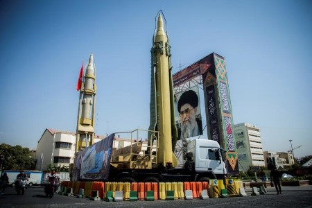 the U.S. Treasury Department on Thursday sanctioned five Iranian-based entities: Shahid Kharrazi Industries, Shahid Sanikhani Industries, Shahid Moghaddam Industries, Shahid Eslami Research Center and Shahid Shustari Industries, all linked to Shahid Bakeri. ALL are considered key in the development and production of the country's ballistic missiles.