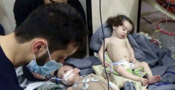 China said on Monday that it supports an investigation into a suspected chemical attack on the Syrian rebel-held town of Douma that has provoked global outrage. US President Donald Trump and French counterpart Emmanuel Macron have vowed a strong response to the suspected poison gas attack, which left dozens dead