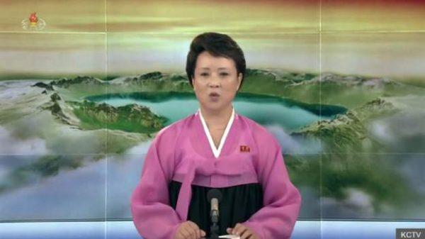 NKorean TV