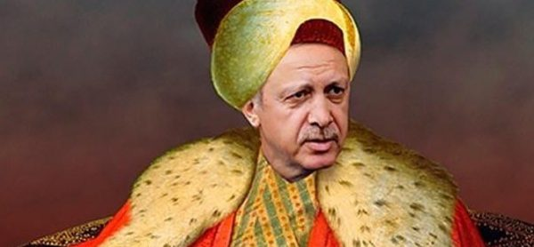 """""""Erodgan lives in an echo chamber that he has created,"""" said Soner Cagaptay, author of The New Sultan, a biography of Mr Erdogan."""