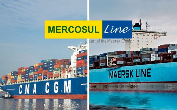 CMA CGM and Maersk Line decided to quit the Iran market  for fear over US sanctions