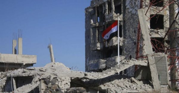 Deraa, Syria
