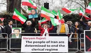 protest against Iran regime