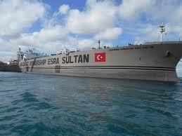 esra sultan power ship