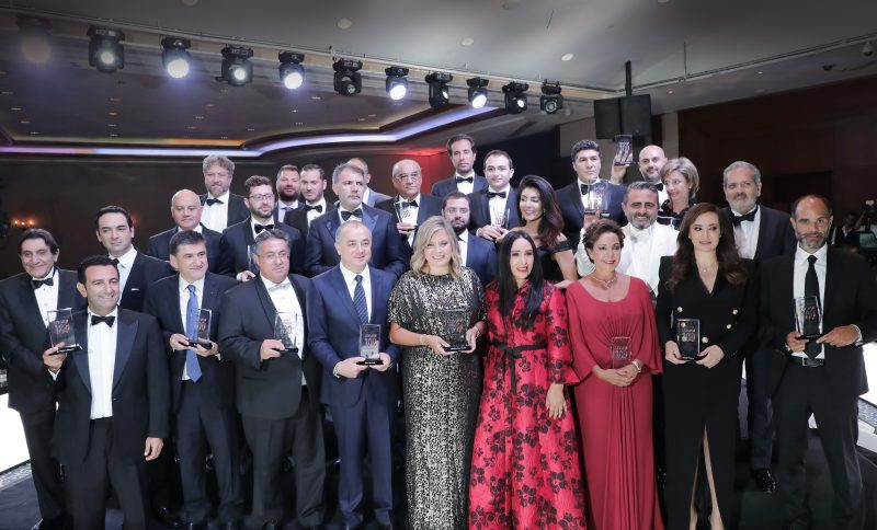 Forbes Middle East hailed the success of 30 top Lebanese business leaders on Monday Aug 13, 2018 , at Le Royal Hotel Beirut.