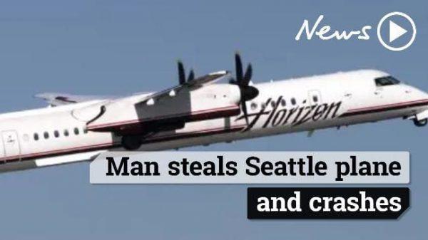 horizon plane stolen